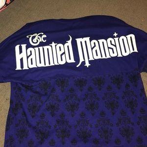 Disneyland Haunted Mansion Spirit Jersey